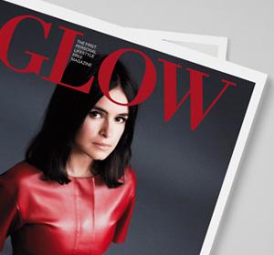<span>Glow Lifestyle Magazine</span><i>→</i>